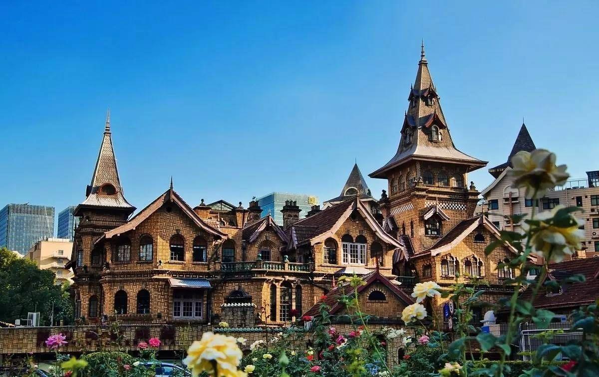有一幢极具成都风情的花园别墅-马勒世家北欧香榭别墅别墅图片