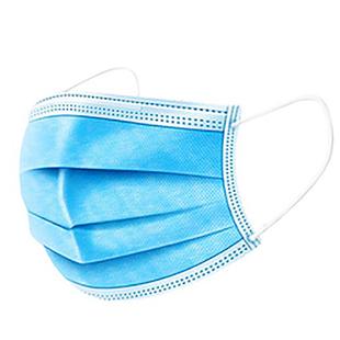 一次性三层民用口罩面罩含熔喷层防尘成人儿童防粉尘透气YL