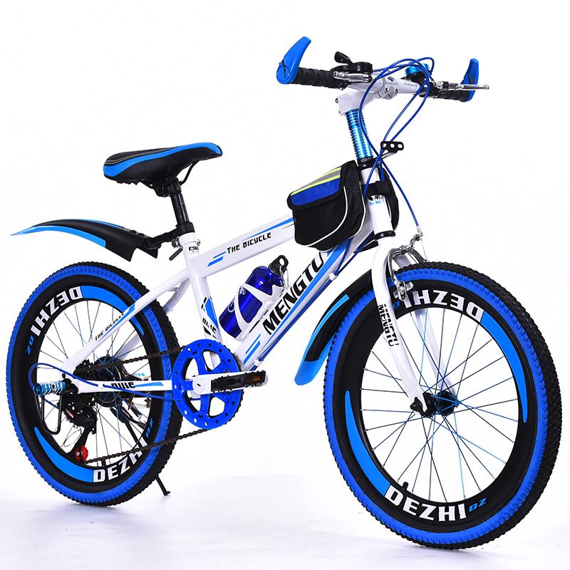 Speed mountain bike 20 inch 22 inch 24 inch mountain bike boy 7-16 ...