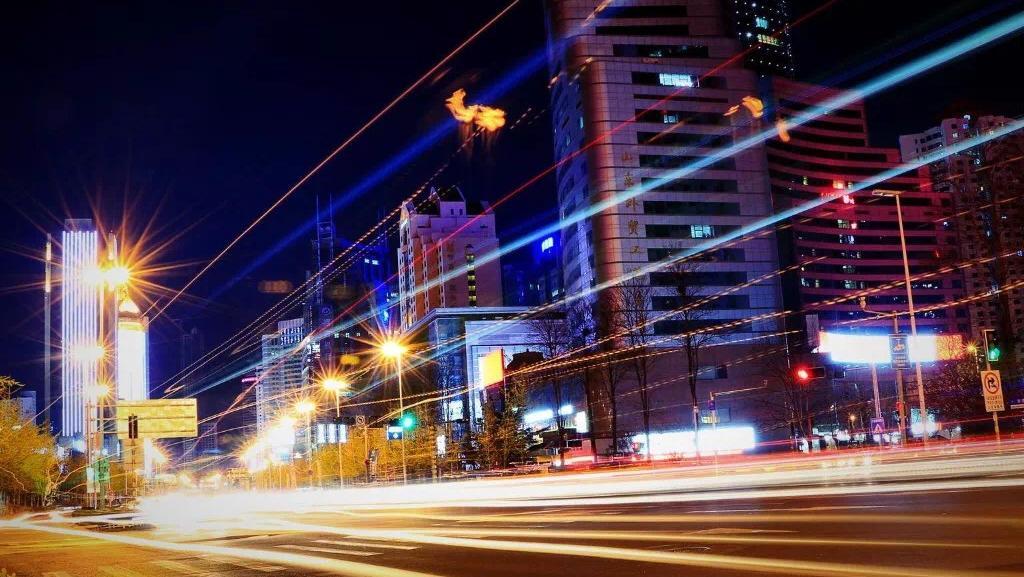 拍城市夜景要注意这些问题!