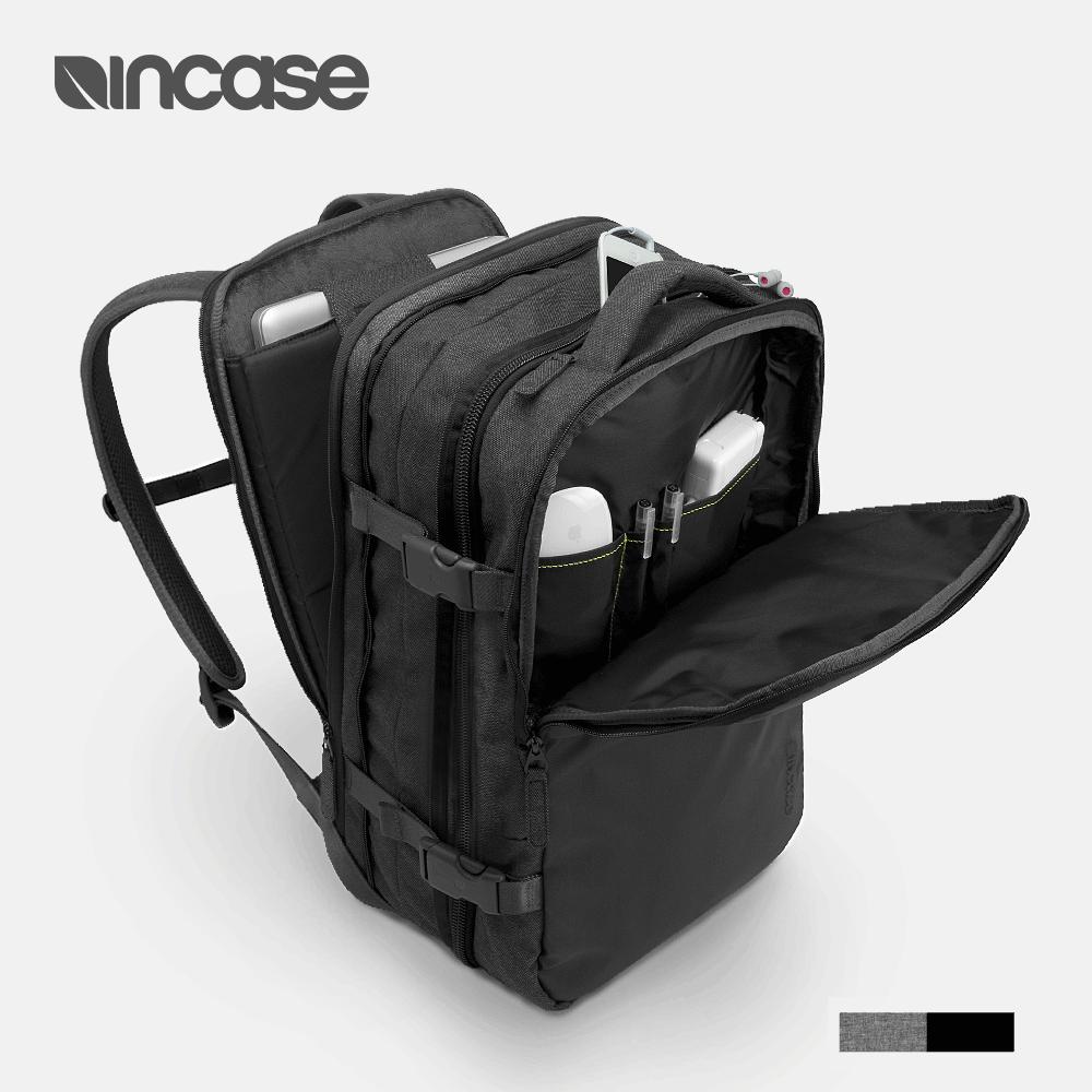 美国INCASE EO 旅行-商务 苹果笔记本17寸Macbook Pro 双肩电脑包