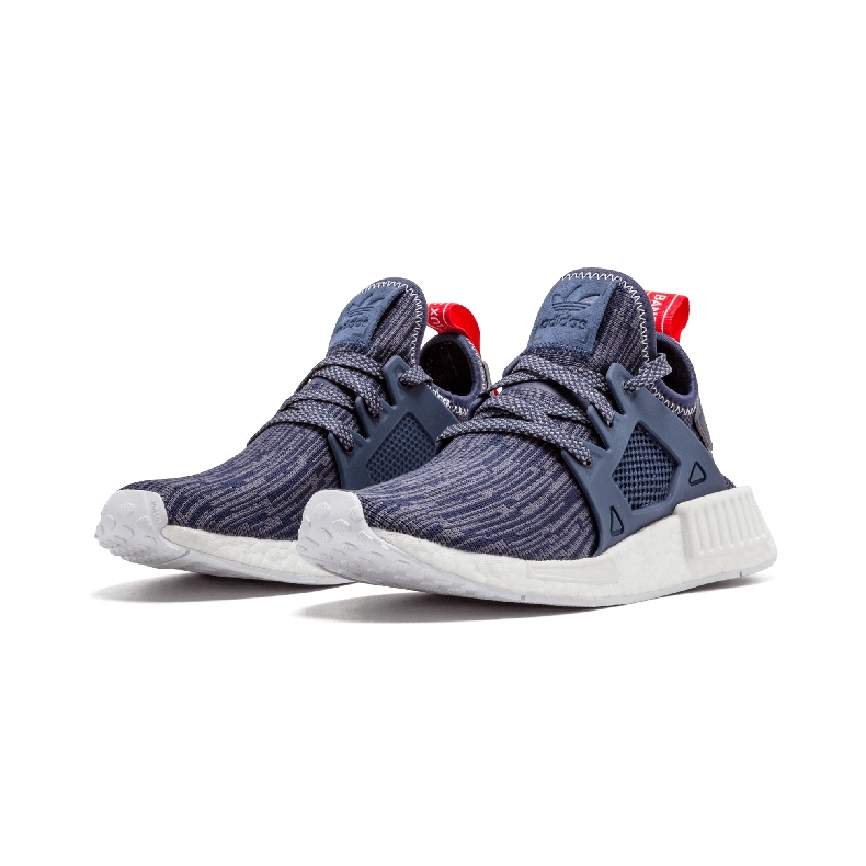 e51e6517659 Adidas NMD XR1 PK W Shamrock Tuner Blue Men and women Lovers Casual Sports  Running Shoes