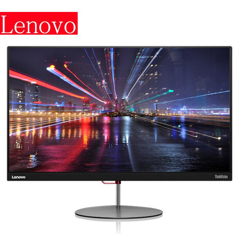 联想ThinkVision X24 23.8英寸纤薄窄边框IPS屏液晶电脑显示器