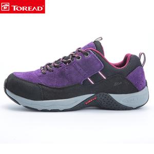 探路者男女鞋春夏徒步营地鞋防滑耐磨户外休闲鞋TFJE91805/92805