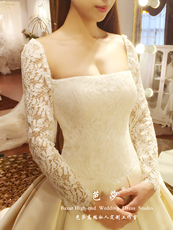 Wedding dress bs052