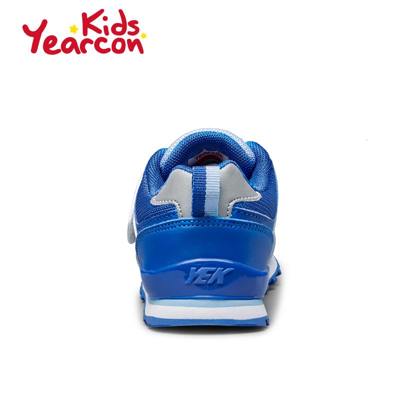 意尔康童鞋 2016秋季防滑运动鞋男童女童休闲鞋小童透气宝宝鞋产品展示图1
