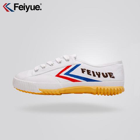 飞跃老品牌 情侣复古运动鞋帆布鞋