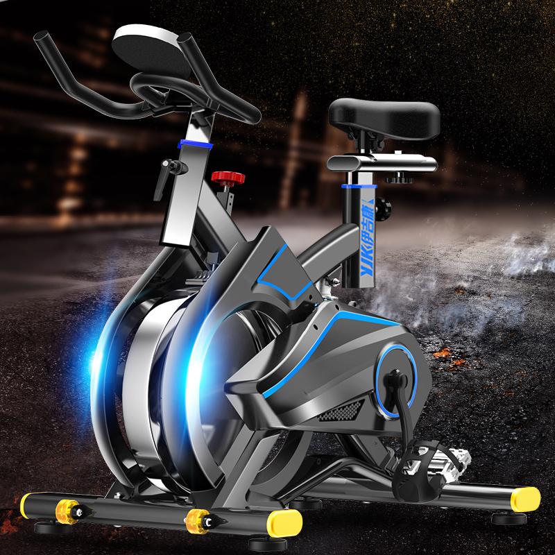动感单车超静音家用伊吉康室内健身器材脚踏运动健身自行车健身车