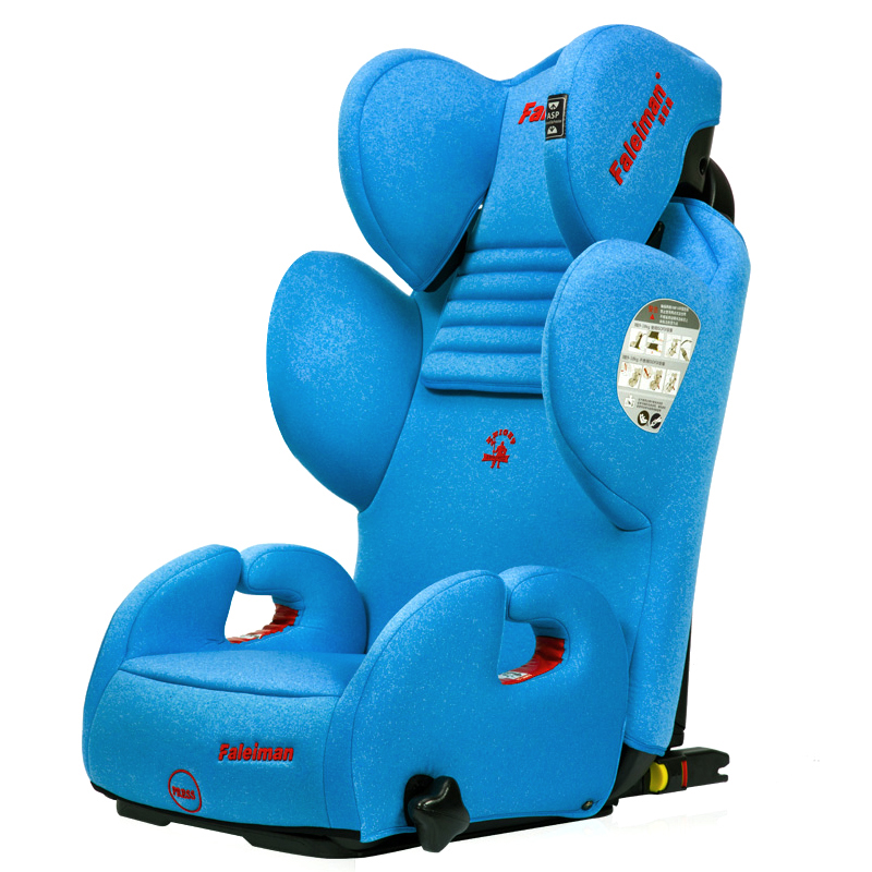 法雷曼 儿童安全座椅汽车用宝宝车载安全座椅3-12岁Isofix硬接口