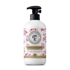 lme樱花洗发水男女持久留香控油去油去屑止痒进口正品无硅油滋养