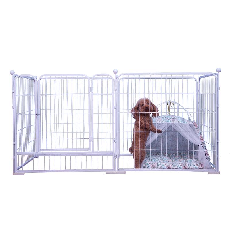 宠物狗狗围栏室内外隔离门小型犬中型犬狗笼子大型犬金毛兔子栅栏