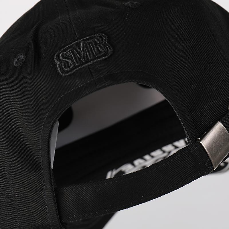Hatson帽子2018新款男帽女帽韩版潮牌运动帽棒球帽SMBBAI0054WH