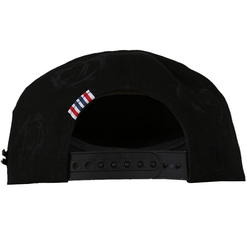 HATSON男帽女帽2018冬季新款帽子时尚潮流休闲棒球帽MGMSNH0302BK