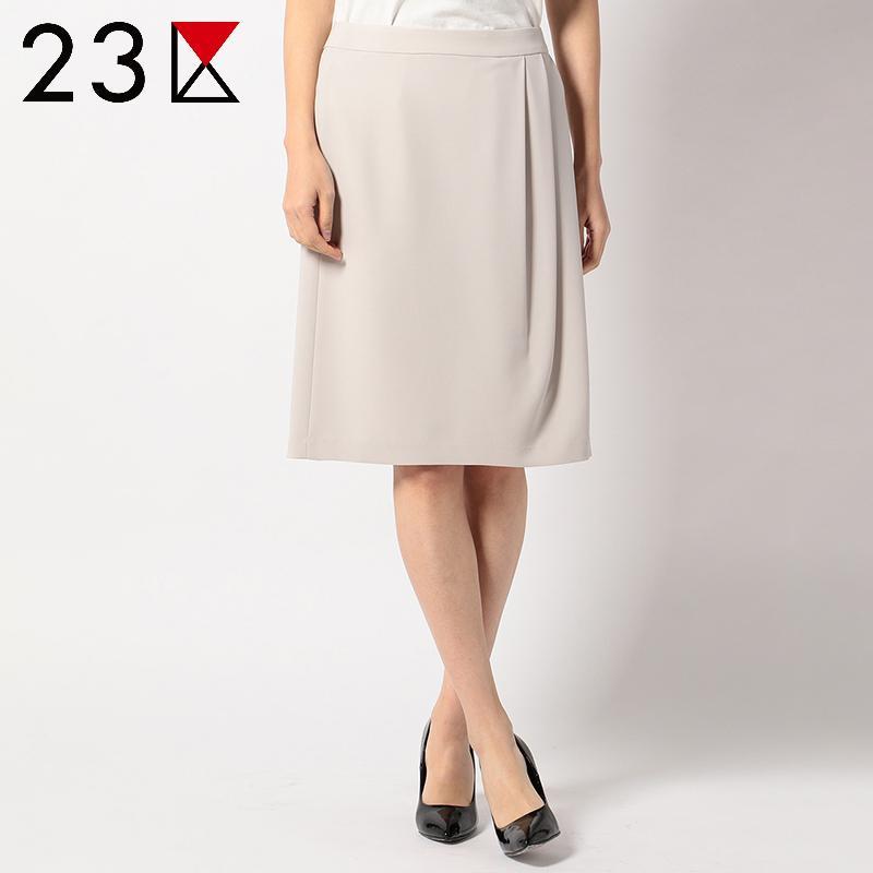 23区 ONWARD 裙装女2018夏季新款修身通勤风气质直筒半身裙