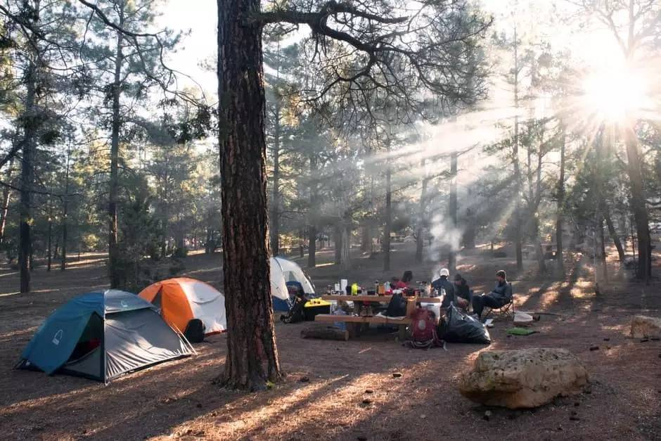 户外露营让人迷恋原因大概就这些