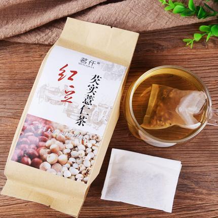 茗仟红豆薏米茶芡实茶赤小豆薏仁茶苦荞大麦蒲公英槐米茶叶花茶