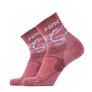 悍将美利奴羊毛袜速干户外袜徒步登山袜耐磨戈壁沙漠男女迷彩袜