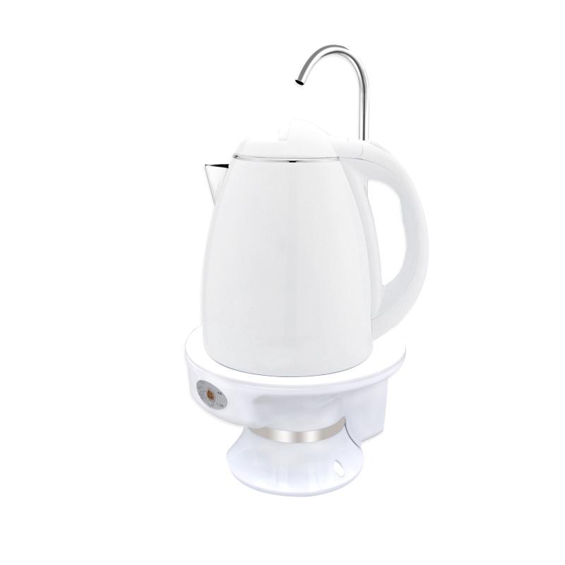 龙裔桶装水抽水器上水器自动纯净水压水器饮水机水龙头电动压水泵