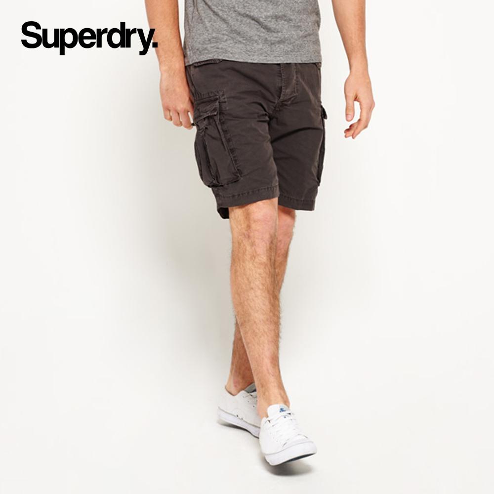 英国Superdry极度干燥男士工装短裤SM71030GO