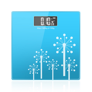 Wo poem electronic weighing scales household electronic scale human scale weighing weighing meter health scales precision weighing instrument