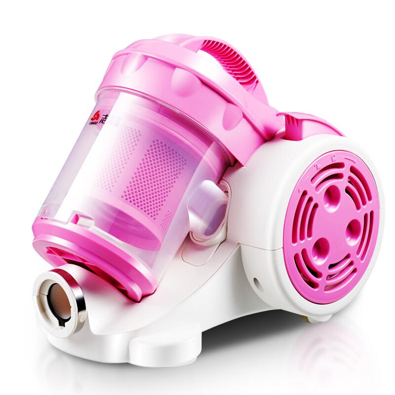 志高ZG-X833C吸尘器家用 静音强力大功率无耗材小型迷你除螨仪机