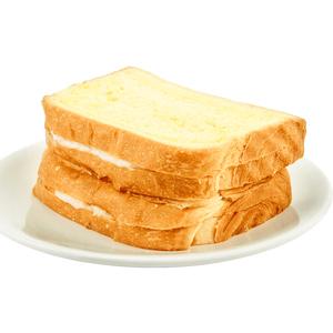 三惠吐司面包乳酸菌炼乳夹心网红营养早餐食品整箱零食称重1000g