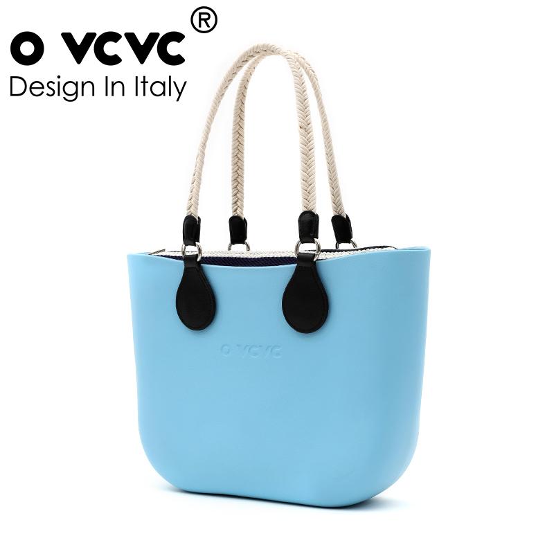 OVCVC女包2018新款简约百搭单肩包个性时尚手提包女包 mini基本款