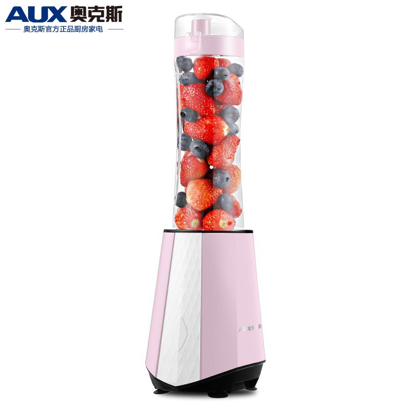 奥克斯榨汁机抖音同款家用自动果蔬便携式水果电动迷你小型果汁杯