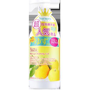 Nursery娜斯丽中柚子卸妆乳300ML眼唇脸三合一水温和清洁卸妆啫喱