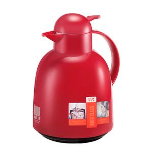 物生物欧式保温壶家用学生玻璃内胆暖水壶大容量热水开水瓶1.5L