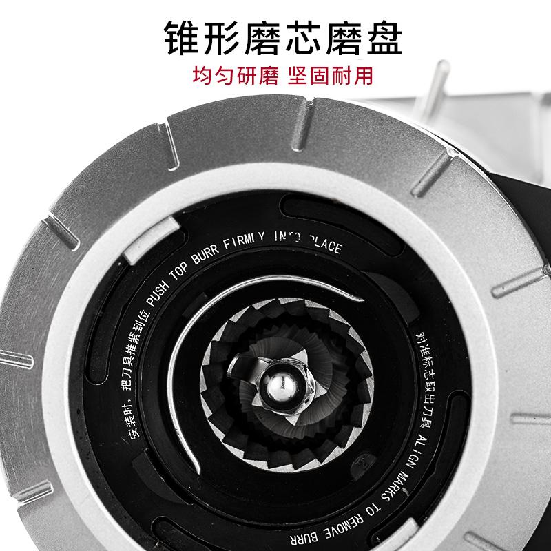 Welhome惠家ZD-16电动磨豆机意式咖啡豆研磨机家商两用磨粉机
