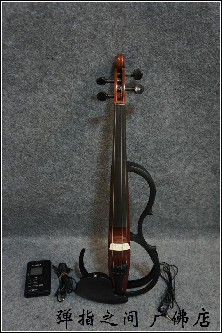 电小提琴价格_拍前联系 yamaha雅马哈sv 150 sv150 电子小提琴 棕色 静音练习_7折现