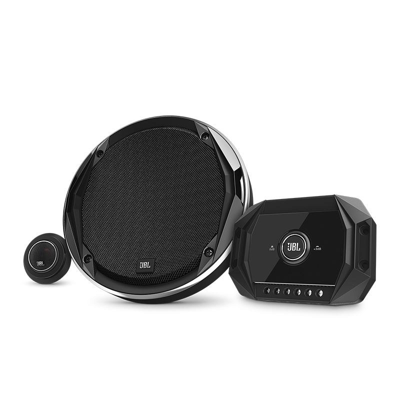 JBL汽车音响改装6.5寸喇叭车载高音套装同轴2分频3分频哈曼升级