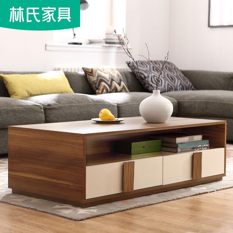 现代简约经济型小户型家具创意茶几电视柜组合省空间多功能CP1L