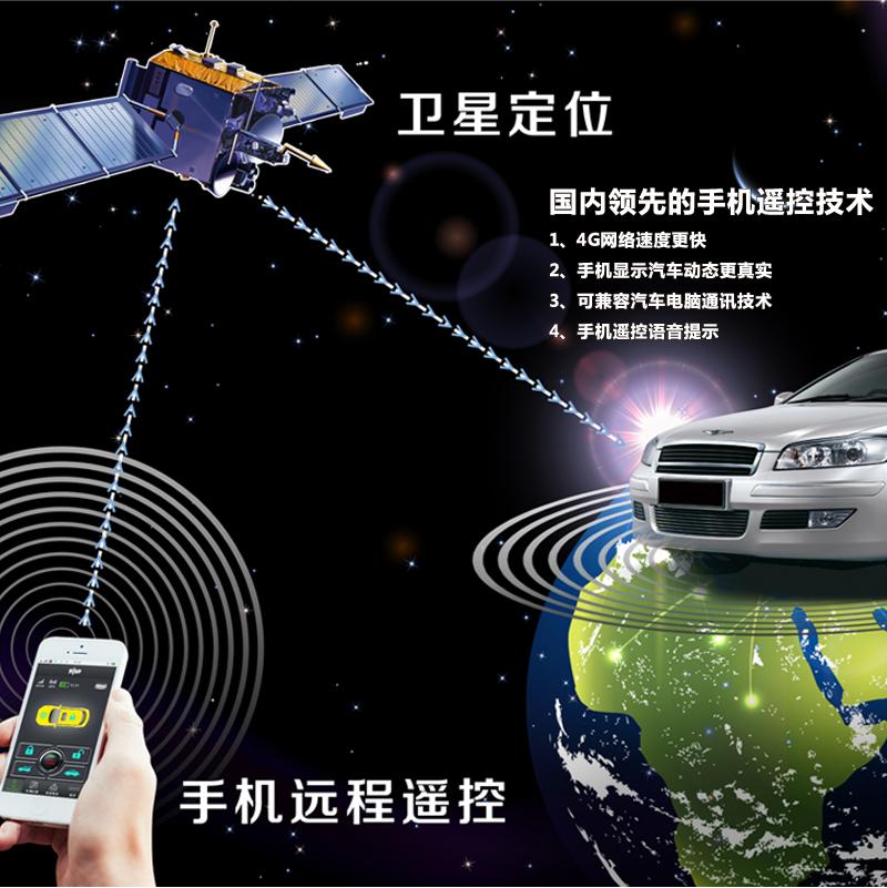 丰田专用手机控车预冷预热轨迹升窗蓝牙控制无钥匙一键启动