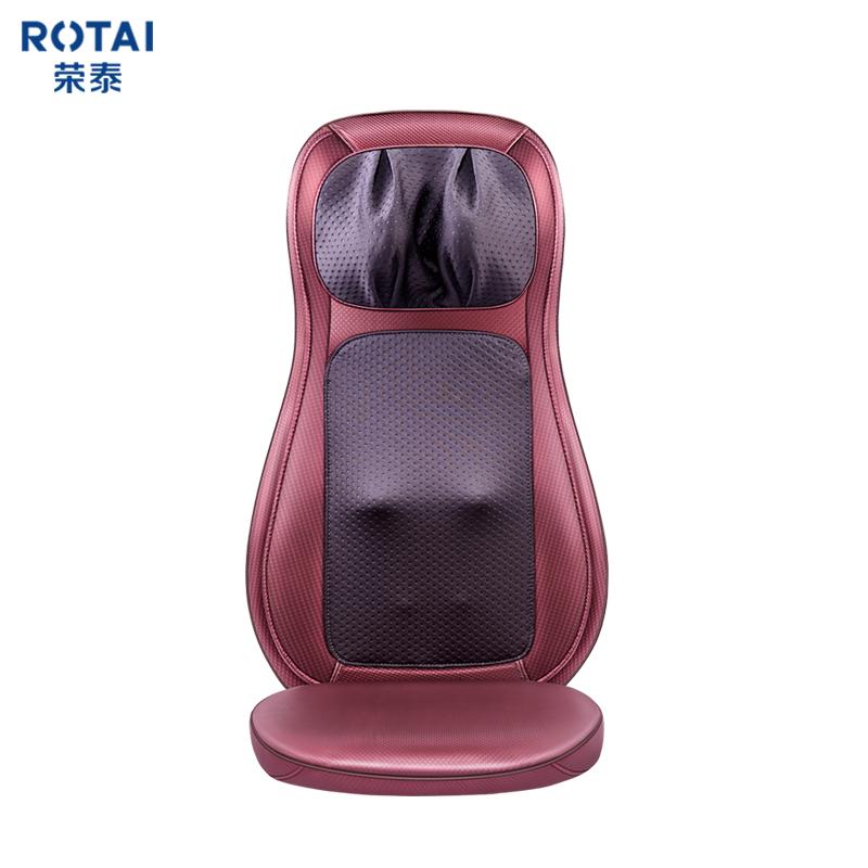 荣泰颈椎按摩垫多功能全身椅垫颈部背部腰部车家两用全自动按摩垫