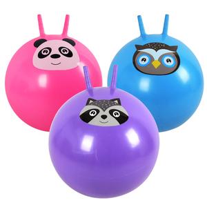 羊角球跳跳球儿童充气玩具弹力加大加厚宝宝坐骑健身幼儿园