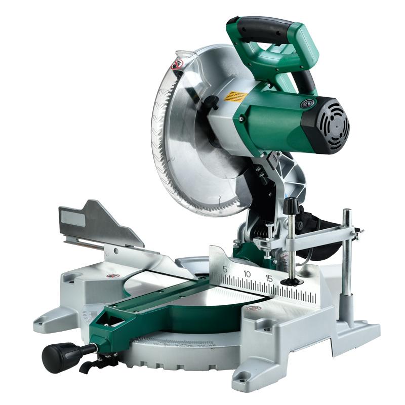 锯铝机10寸12寸铝合金切割机多功能45度切角木工铝材高精度界铝机