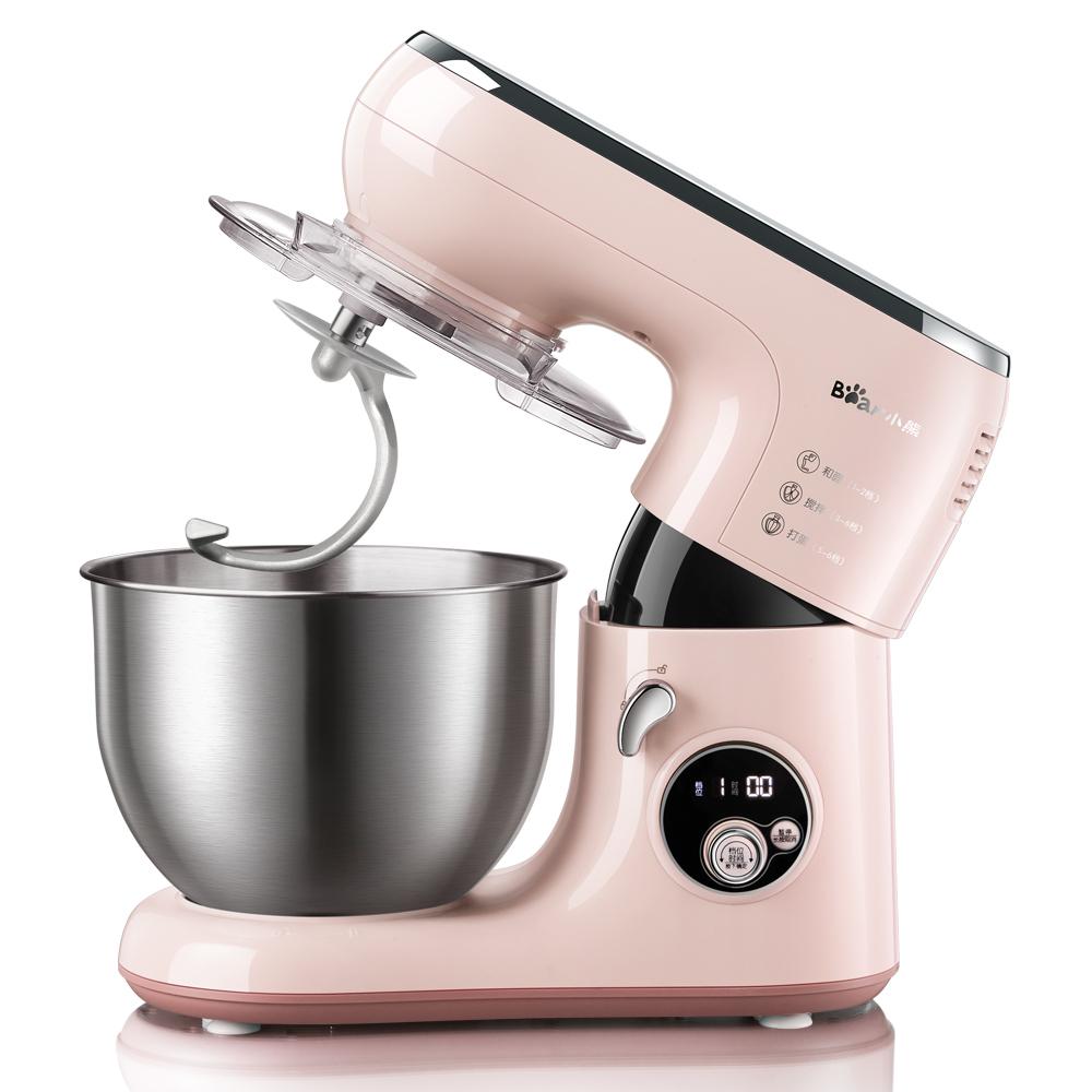 小熊和面机家用全自动揉面厨师机家用小型搅面机活面机合面搅拌机