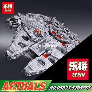 LEPIN 05033 Star Series War 5265Pcs Ultimate Collector's Mil