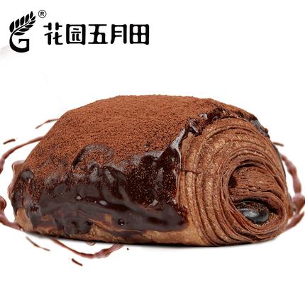 【2盒装】花园五月田网红巧克力脏脏包面包年货零食早餐欧包顺丰