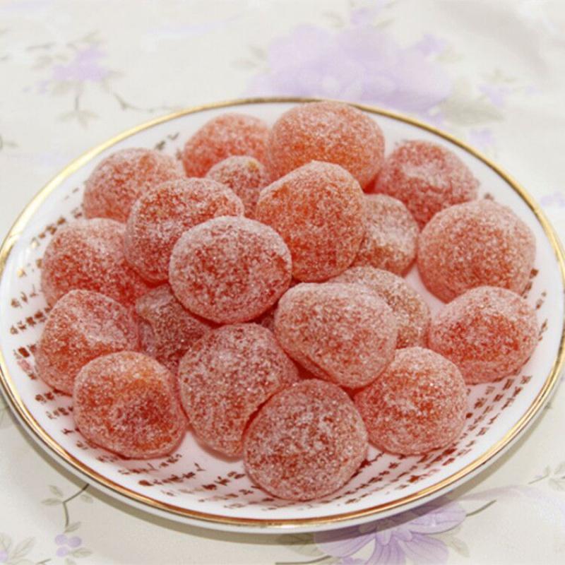 水果干新疆天山雪桔级金桔干500g零食冰糖金桔金橘蜜饯果脯混合装