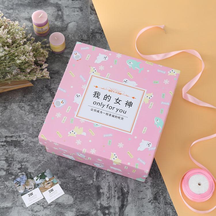 抖音一箱零食巨型零食大礼包送女友组合整箱超大多口味混装成人款