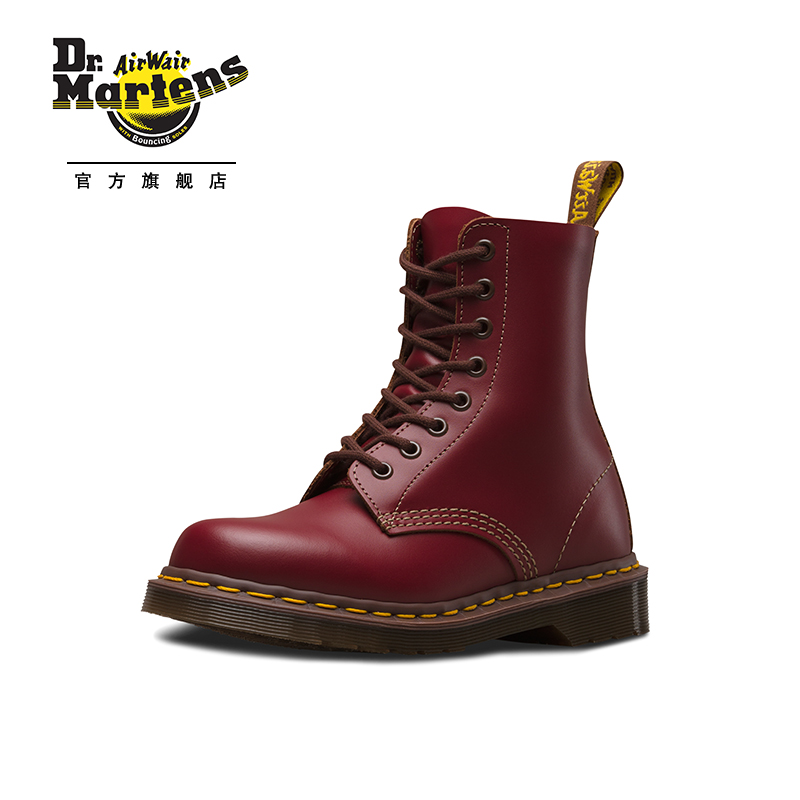 Dr.Martens马汀博士英产1460经典款8孔马丁靴 Made In England