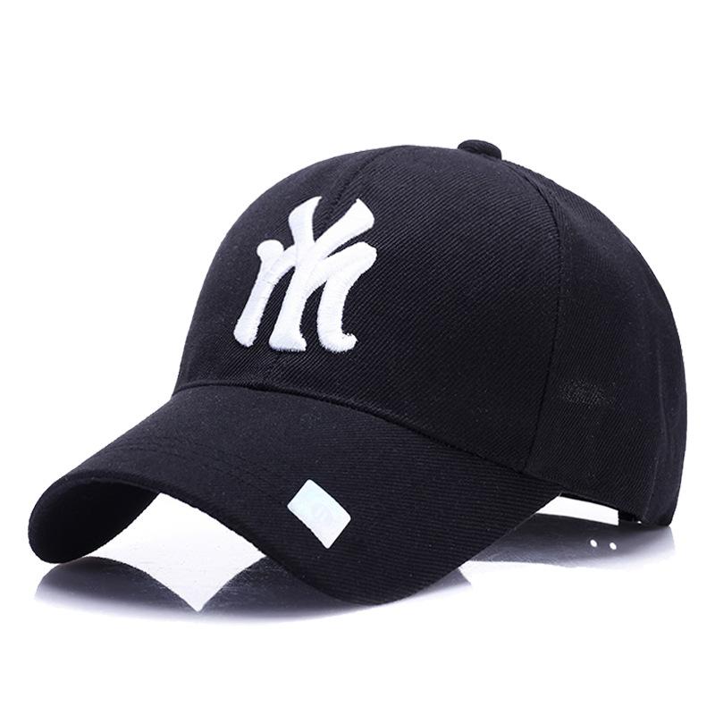 帽子春新款男女士户外韩版棒球帽秋冬季防晒字母鸭舌帽情侣休闲帽