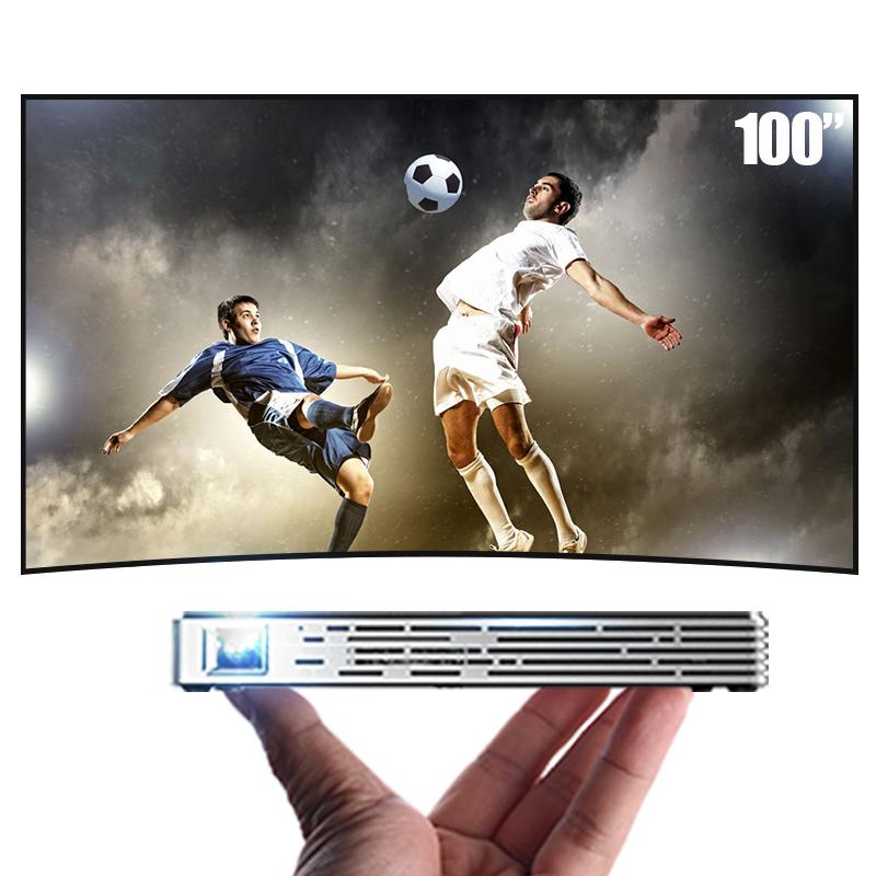 光米X2迷你微型手机投影仪家用高清1080p投影机Wifi便携智能办公