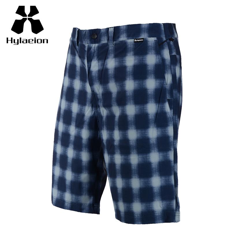 hylaeion热带雨林户外速干短裤男夏天薄装休闲短裤户外HM612195Y