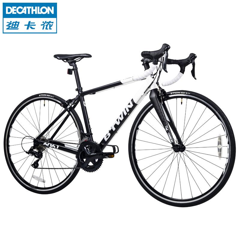 шоссейный велосипед Decathlon 8379187 TRIBAN520 18 BTWIN