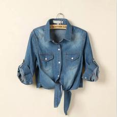 Короткая куртка q8036