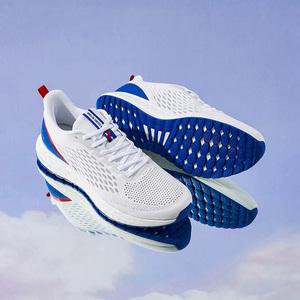 锋熠361运动鞋男鞋夏季透气Q弹跑鞋网面鞋子361度减震跑步鞋男士